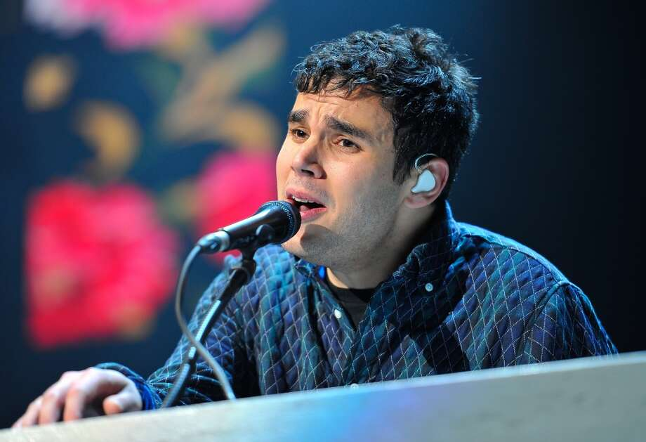 "Rostam Batmanglij of Vampire Weekend performs at Live 105 Radio ""Not So Silent Night"" on Day 1 at ORACLE Arena on December 6, 2013 in Oakland, California. (Photo by Steve Jennings/Getty Images for CBS Radio, Inc.) Photo: Steve Jennings"