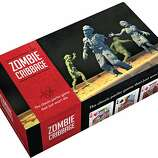 HIS & HERS: Who can resist Zombie Cribbage: The Classic Parlor Game that Just Won't Die by Forrest-Pruzan Creative ($19.95, www.chroniclebooks.com)?