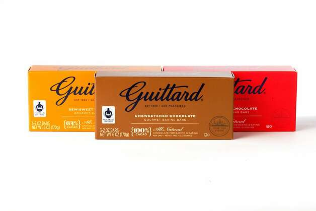 KITCHEN: A popular add-in for those DIY treats comes from Burlingame: all-natural, Fair Trade certified Guittard Collection Etienne chocolate baking bars, $6.99 (three, 2-ounce bars), www.guittard.com Photo: Craig Lee, Special To The Chronicle