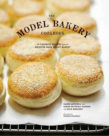 """KITCHEN: Oh look! See!""""The Model Bakery Cookbook"""" by Karen Mitchell, $35, www.chroniclebooks, which is just what everyone needs—another way to indulge over the holidaze. Photo: Chronicle Books"""
