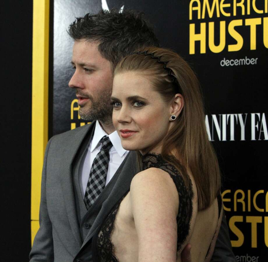 "Darren Le Gallo (L) and Amy Adams attend Grey Goose Vodka and Vanity Fair present in part the world premiere of Columbia Pictures And Annapurna Pictures ""American Hustle"" at Ziegfeld Theater on December 8, 2013 in New York City.  (Photo by Monica Schipper/Getty Images for Grey Goose) Photo: Monica Schipper, Getty Images For Grey Goose"
