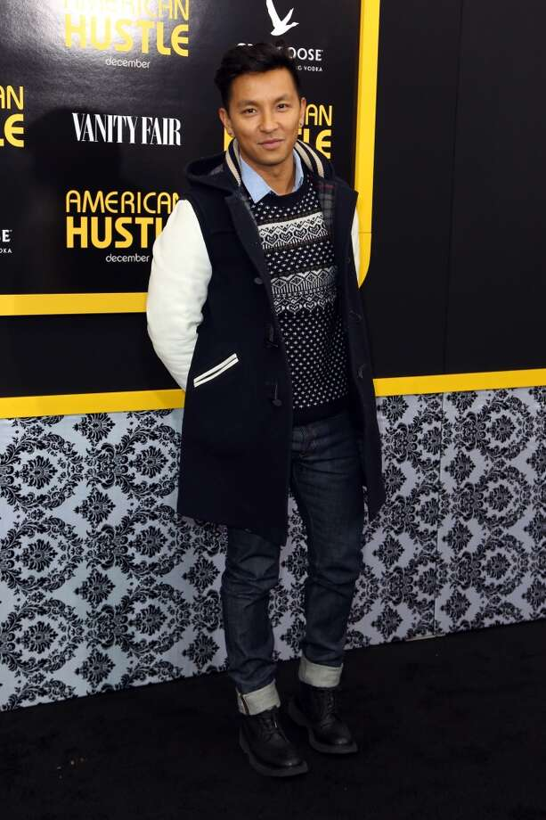 """Prabal Gurung attends Grey Goose Vodka and Vanity Fair present in part the world premiere of Columbia Pictures And Annapurna Pictures """"American Hustle"""" at Ziegfeld Theater on December 8, 2013 in New York City.  (Photo by Monica Schipper/Getty Images for Grey Goose) Photo: Monica Schipper, Getty Images For Grey Goose"""
