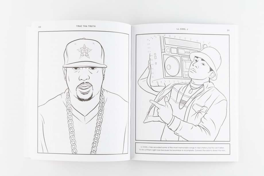 Bun B's Rap Coloring & Activity Book, $10.58.  A must-have for only the trillest on your Christmas list, Bun B's Rap Coloring & Activity Book started as a blog but blew up so quickly, Bun and music critic Shea Serrano couldn't help but turn it into a book. Bust out your cray-ons (see what we did there?) for 48 pages of coloring and activities featuring artists like Ice-T, Kanye, Queen Latifah and, of course, Port Arthur's Bun B.  Buy it: amazon.com Photo: CHRON
