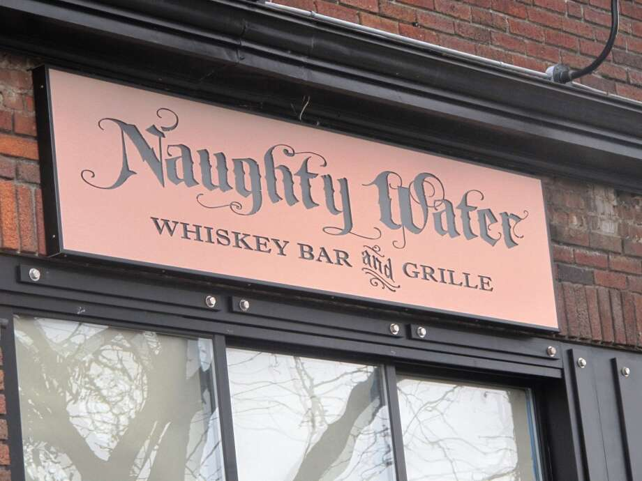 The management of Naughty Water Whiskey Bar and Grille, a new restaurant slated to open later this month, was the subject of  controversy in Bridgeport's Black Rock neighborhood. The restaurant is just days from its planned opening on Dec. 16, but area residents say they don't want Mario Marro to remain the general manager because he is on probation for sexual assault. The restaurant's owner now says Marro won't work there.. Photo: Wes Duplantier, Connecticut Post