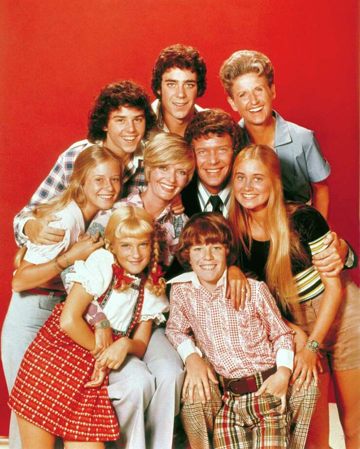 "The cast of the ""The Brady Bunch"" is seen circa 1970. The original show ended its five-year run in 1974, but there were several spin-offs and movies. Photo: ABC Photo Archives, Getty Images / American Broadcasting Companies, Inc."