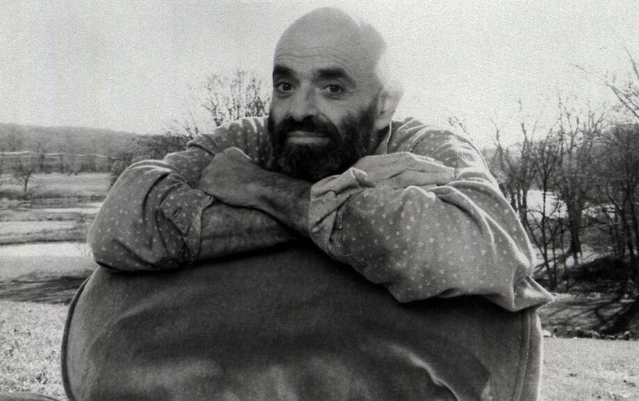 "Shel Silverstein, the author of children's poetry collection ""Where the Sidewalk Ends,'' is seen in an undated photo. Photo: Anonymous, Associated Press"