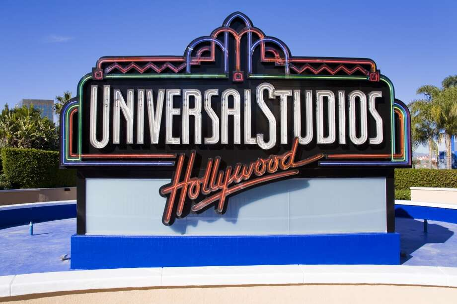 """7. Universal Studios.Now that computer-generated """"casts of thousands"""" are the norm, it's probably star-seeking tourists and not movie biz employees who made this the studio in Universal City (Los Angeles) rate this high among Facebook check-ins. Photo: Richard Cummins, Getty Images/Lonely Planet Images"""