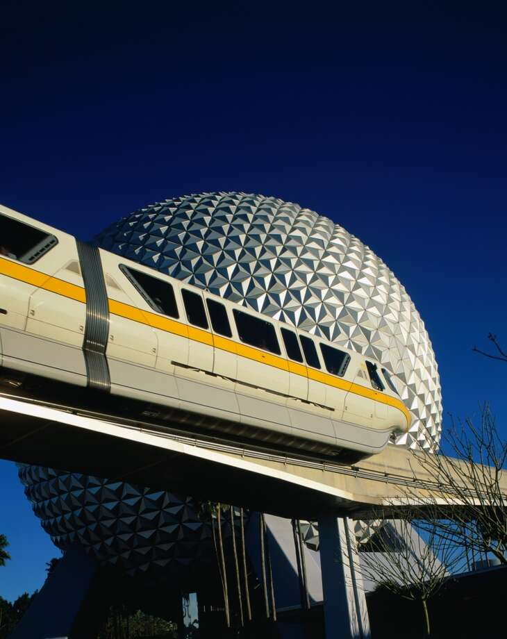 3. Epcot -- Walt Disney World, Orlando, Fla.Epcot's Future World and World Showcase realms carried the Disney theme park into Facebook's top three U.S. check-ins. Photo: Adina Tovy, Getty Images/Lonely Planet Images