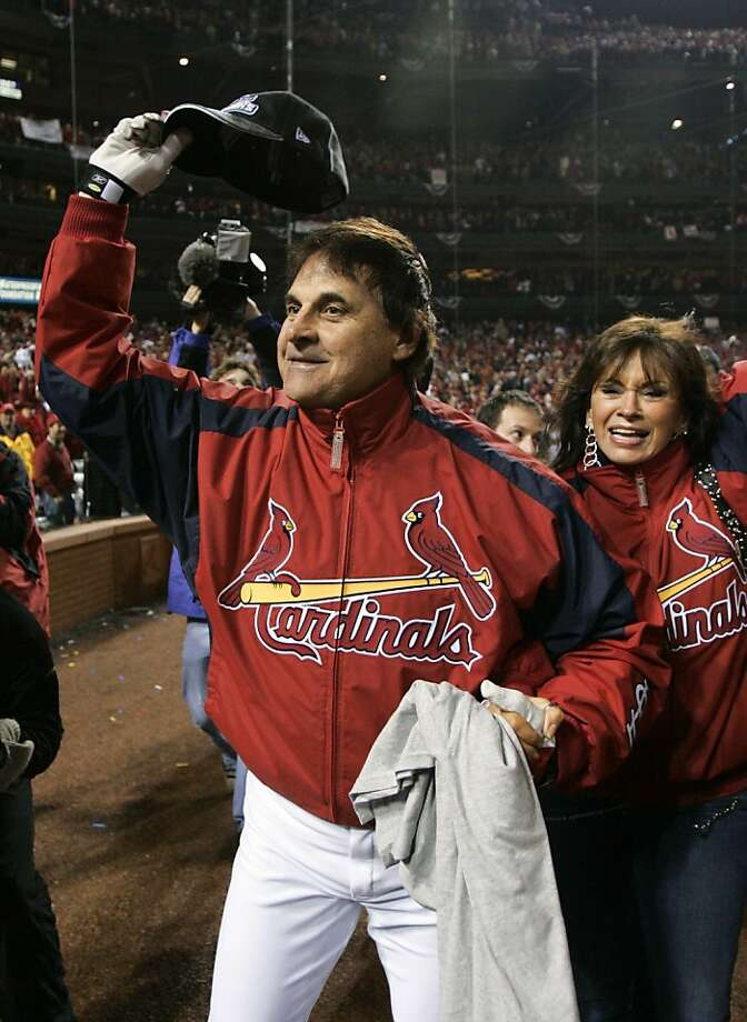 Tony La Russa won 2,728 games over 33 years as a manager. Only Connie Mack and John McGraw have won more.  Photo: Morry Gash, Associated Press