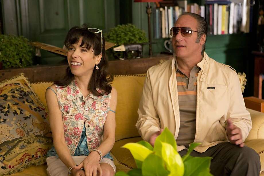 """Sally Hawkins is nominated for """"Blue Jasmine."""" It's her first.  Photo: Sony Pictures Classics"""