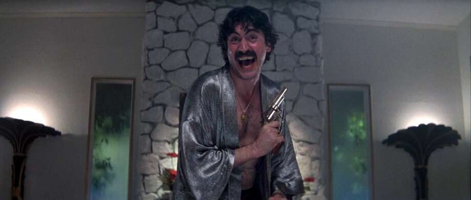 "Boogie Nights (1997): When a drug deal starring Alfred Molina goes terribly, terribly wrong to Night Ranger's ""Sister Christian"" and Rick Springfield's ""Jesse's Girl."" Photo: New Line Cinema"