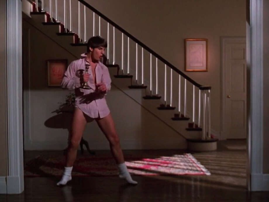"""Risky Business""(1983)Role: Joel Goodson RT score: 96 percentThis rom-com was ranked as Tom Cruise's No. 1 film on rottentomatoes.com, but is it your favorite? Keep clicking to take a look at a ranking of Tom Cruise's best (and worst) movies, as determined on RT. Photo: Warner Bros."