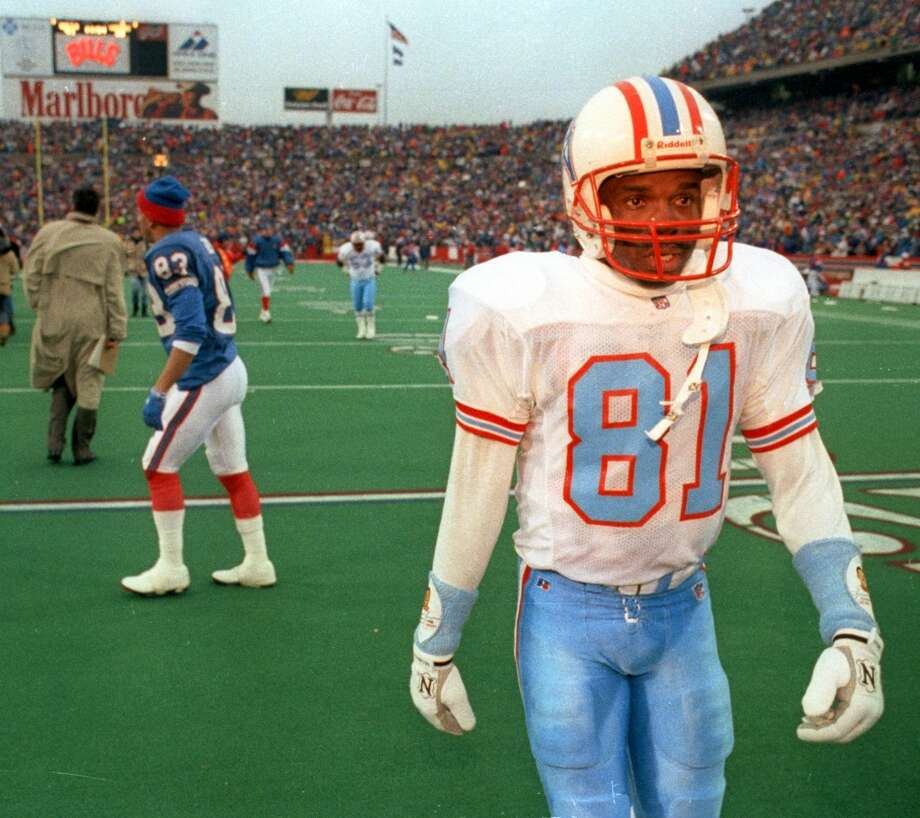 The Oilers' 1992 season ended in disaster as they blew a 35-3 second-half lead in an infamous 41-38 playoff loss at Buffalo. Photo: File Photo, Houston Chronicle