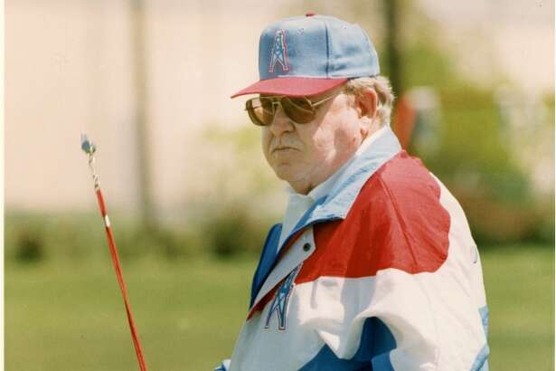 Buddy Ryan was the Oilers defensive coordinator in 1993. There were several reasons for his short stay in Houston.