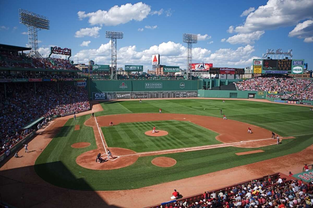 8. Fenway Park, Boston. Home to the Green Monster and the 2013 World Series champions, the Boston Red Sox, this stadium proved