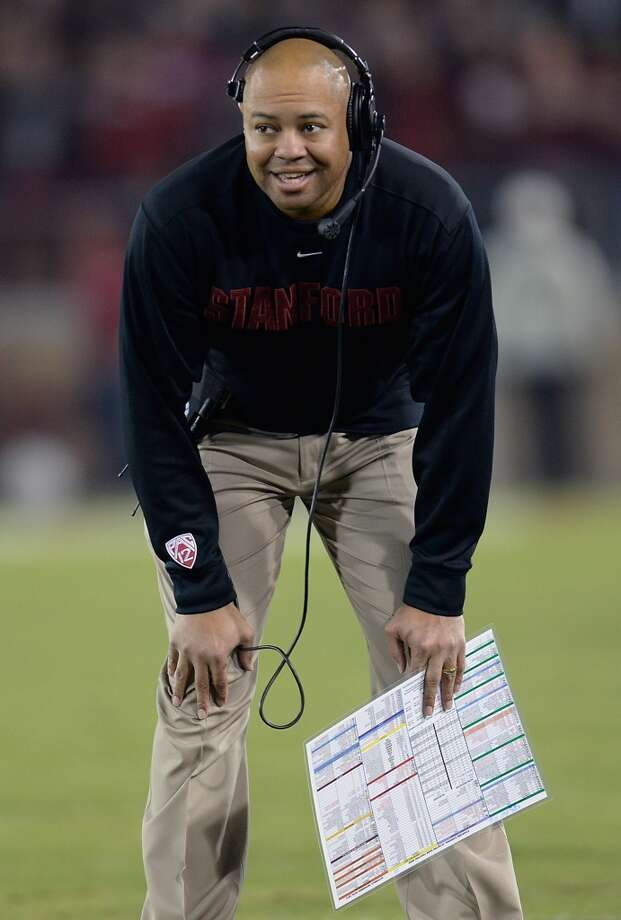 David Shaw, head coach, Stanford The former NFL assistant is so hot right now he can almost have his pick of jobs if he wants to move. Photo: Thearon W. Henderson, Getty Images