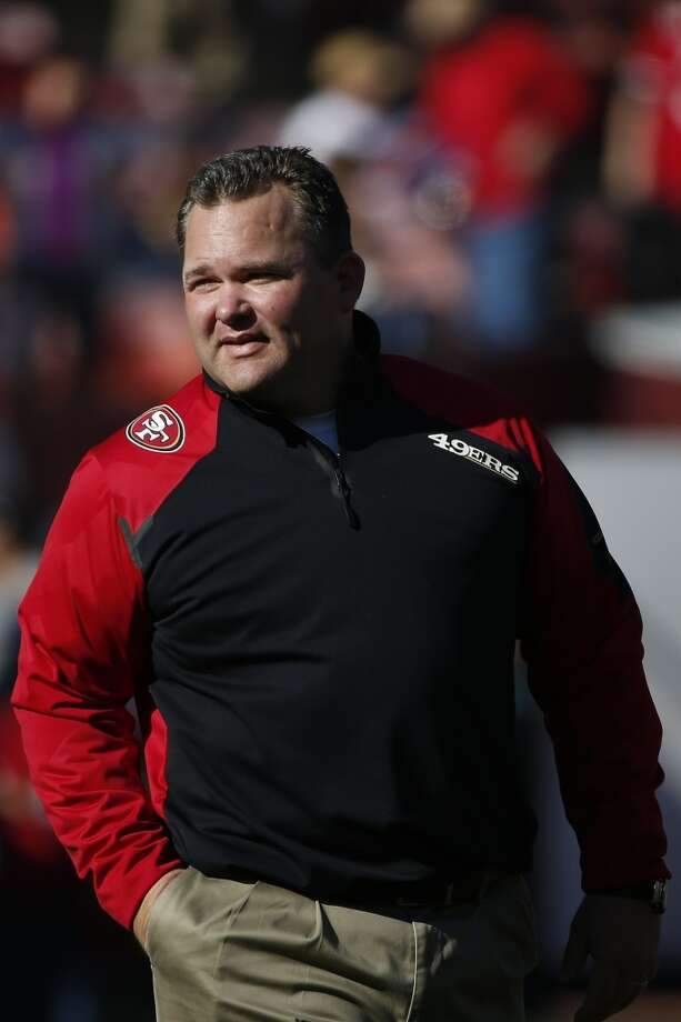 Greg Roman, offensive coordinator, San Francisco The former Texans' assistant excelled under Jim Harbaugh at Stanford and followed him to the 49ers. Photo: Stephen Lam, Getty Images