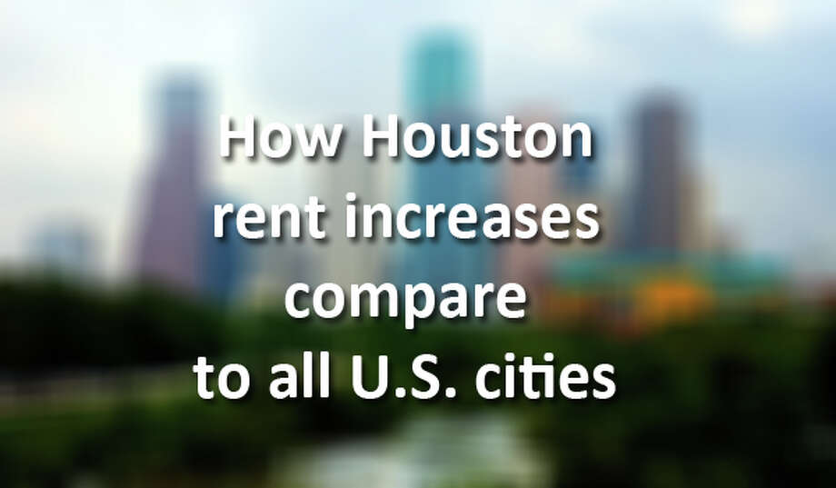 Compared to other large metro areas, Houston is in the top 10. Compared to all cities regardless of size, it's in the top 15.