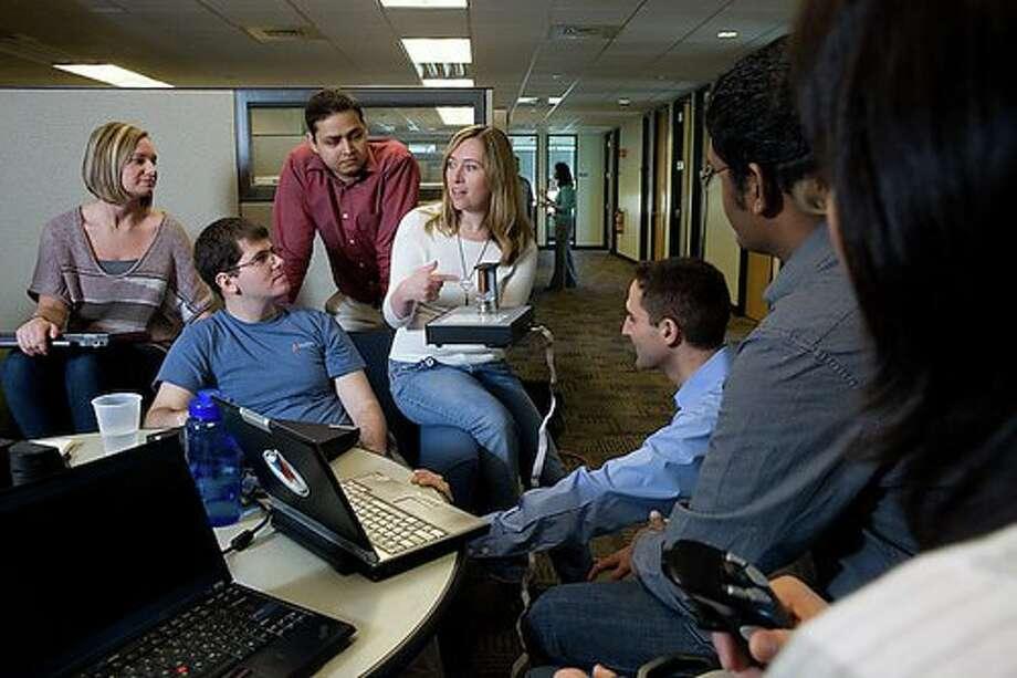 22. MathWorksGlassdoor rating: 4.0/5MathWorks provides software for data analysis and is headquartered in Natick, Massachusetts.