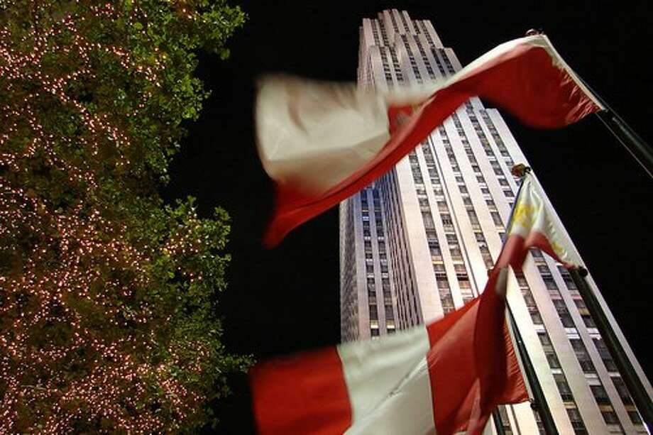 44. NBC UniversalGlassdoor rating: 3.8/5NBC Universal is a multimedia powerhouse with headquarters in New York, New York.
