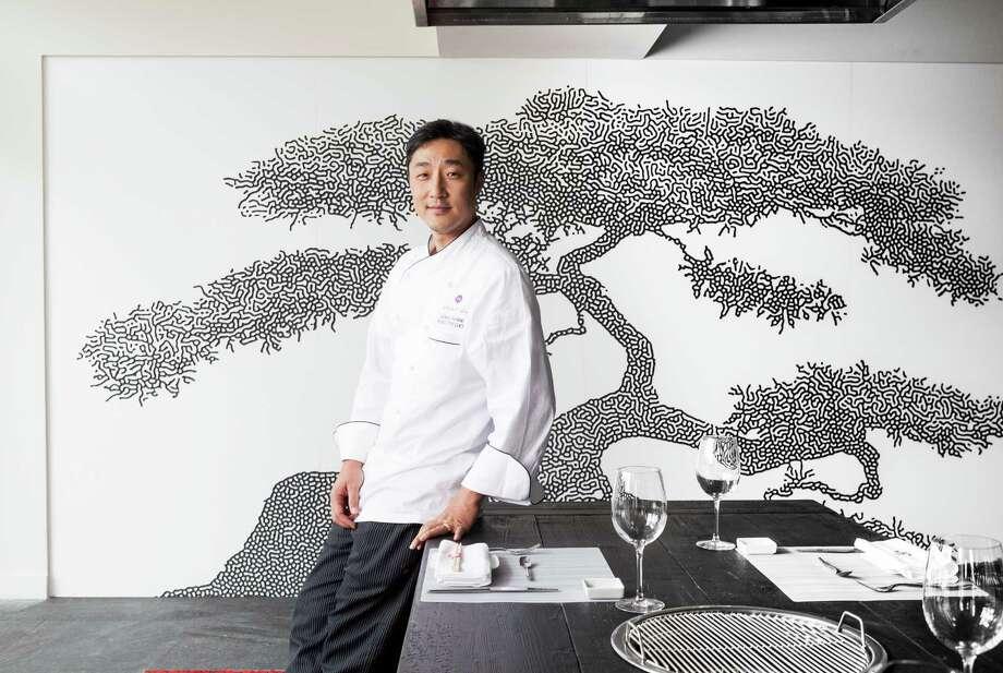 Chef Donald Chang's Nara resides in West Ave. Photo: Julie Soefer / Julie Soefer