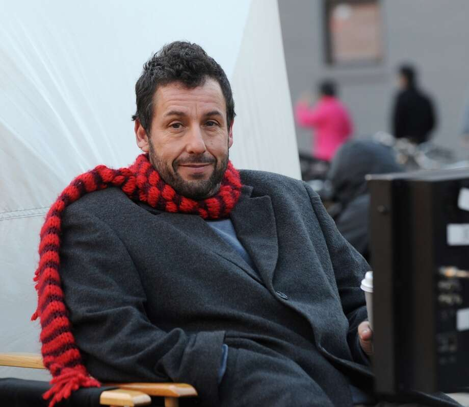 No. 1 most overpaid actor of 2013: Adam Sandler Photo: Bobby Bank, WireImage