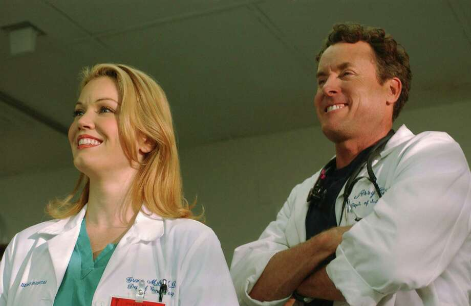 Bellamy Young played Dr. Miller on Scrubs (2001).  Photo: Getty Images