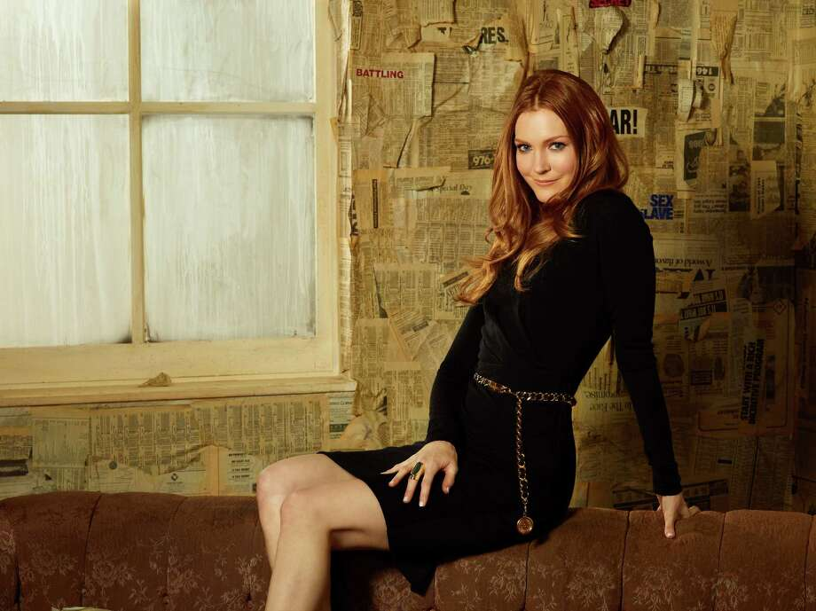 "Darby Stanchfield plays Abby on ""Scandal.""  Photo: Craig Sjodin, Getty Images / 2013 American Broadcasting Companies, Inc."