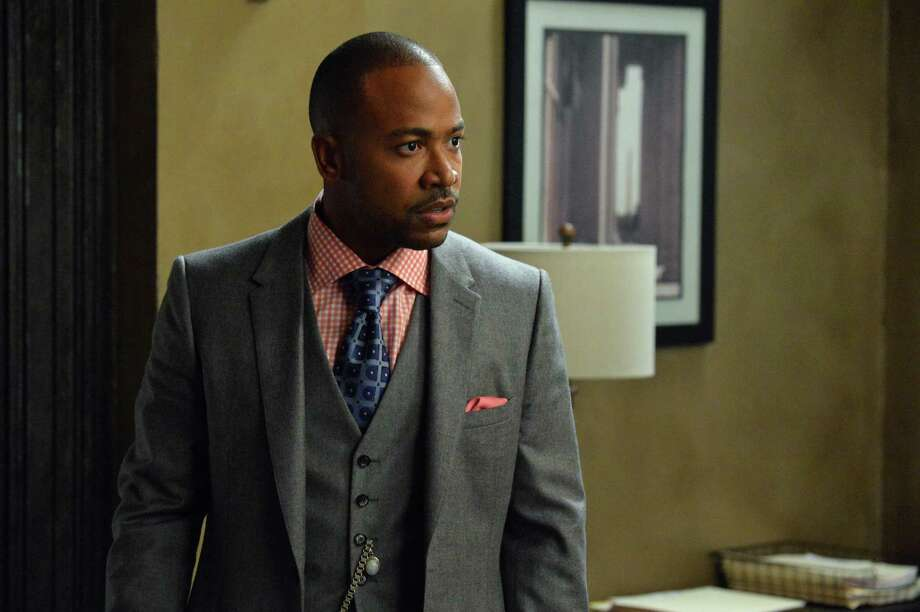 "Recognize Columbus Short from somewhere else? He plays sharp-dressed man Harrison in ""Scandal.""  Photo: Eric McCandless, Getty Images / 2013 American Broadcasting Companies, Inc."