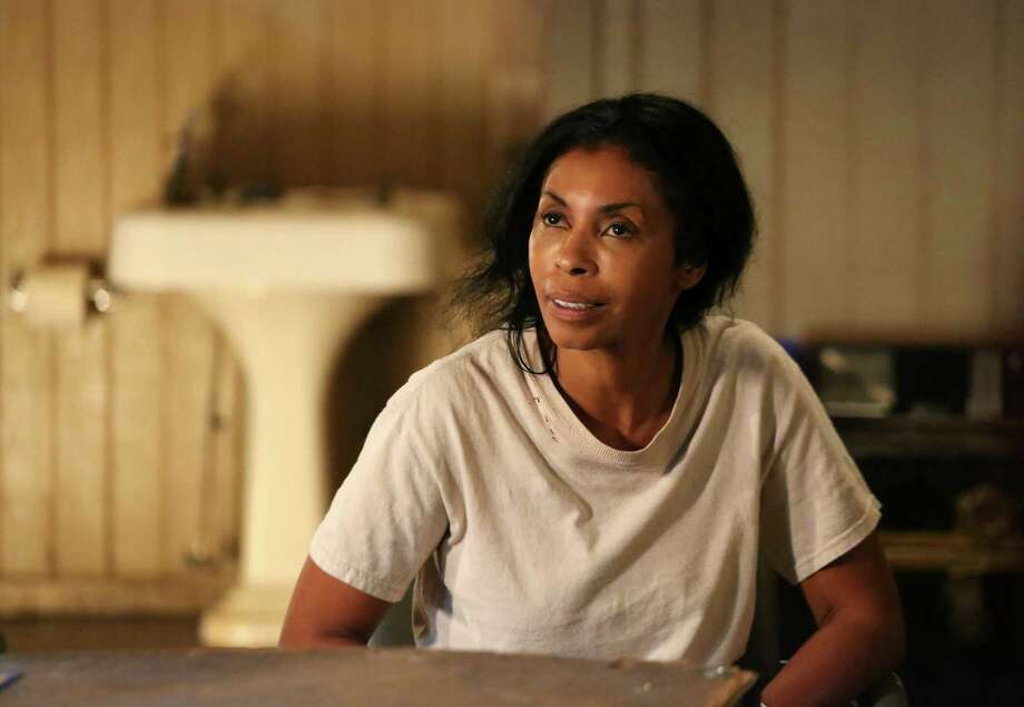"Or maybe it's Olivia's mom, Maya Pope, who's the ruthless, mysterious one? ""Treme"" actress Khandi Alexander plays the mom in ""Scandal."" Photo: Richard Cartwright, Getty Images / 2013 American Broadcasting Companies, Inc."