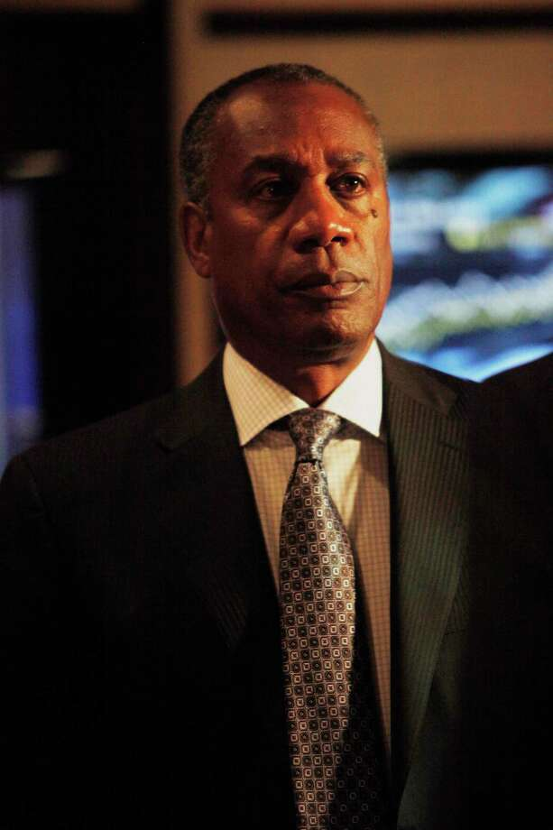 Joe Morton is a veteran actor and musician who plays ruthless, mysterious Rowan Pope.  Photo: Randy Holmes, Getty Images / 2013 American Broadcasting Companies, Inc.