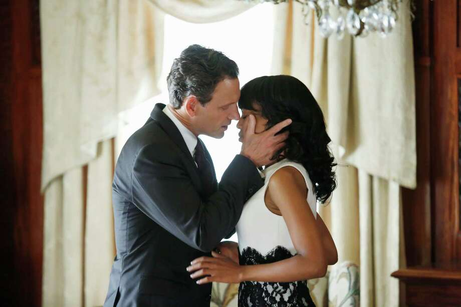 Fitz and Olivia, again.  Photo: Kelsey McNeal, Getty Images / 2012 American Broadcasting Companies, Inc.