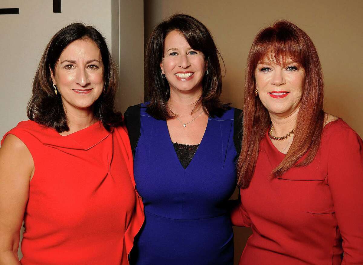 Chairs Nancy Thorington, from left, Joy Posoli and Lynda Lighthouse Transier