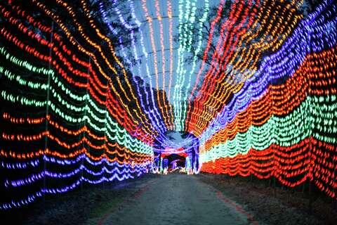 santas wonderland in college station is the biggest christmas destination in texas photo aziel - Christmas Lights College Station
