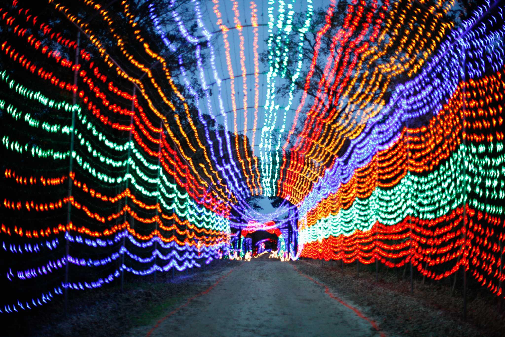 Texas' best Christmas light displays - Houston Chronicle