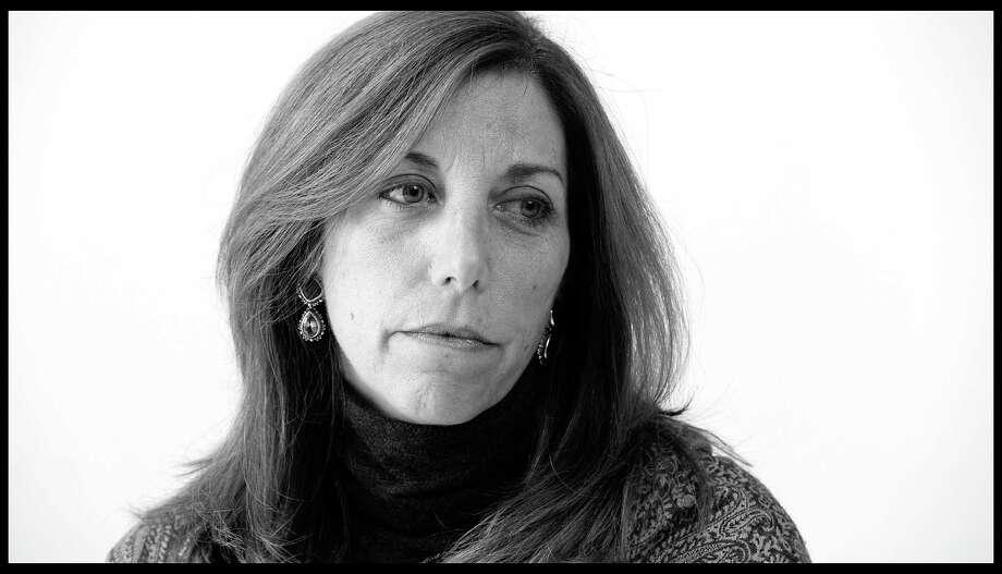 Fiction novelist Rachel Basch Photo: Tyler Sizemore / The News-Times