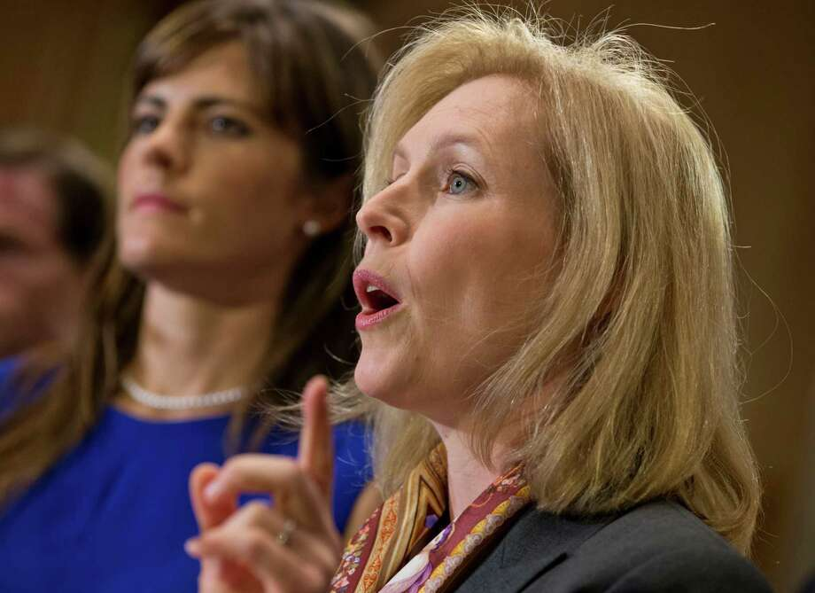 The amendment by Sen. Kirsten Gillibrand, D-N.Y., that would let military prosecutors decide whether to prosecute sexual assaults in the armed forces merits a Senate vote, even if it is next year. Photo: J. Scott Applewhite, Associated Press / AP