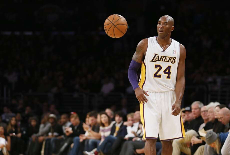 Lakers shooting guard Kobe Bryant has returned from an Achilles injury for his 18th season in the NBA.  Bryant is the league's active leader in points but he's also far ahead in another category - salary. Here is a look at the 30 highest-paid players in the NBA led by none other than the 'Black Mamba' himself. Photo: Danny Moloshok, Associated Press