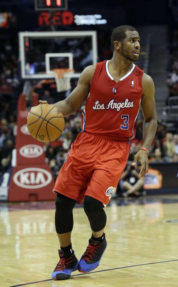 11. Chris Paul  Team: Los Angeles Clippers  Position: Point guard  Money owed this season: $18,668,431 Photo: John Bazemore, Associated Press