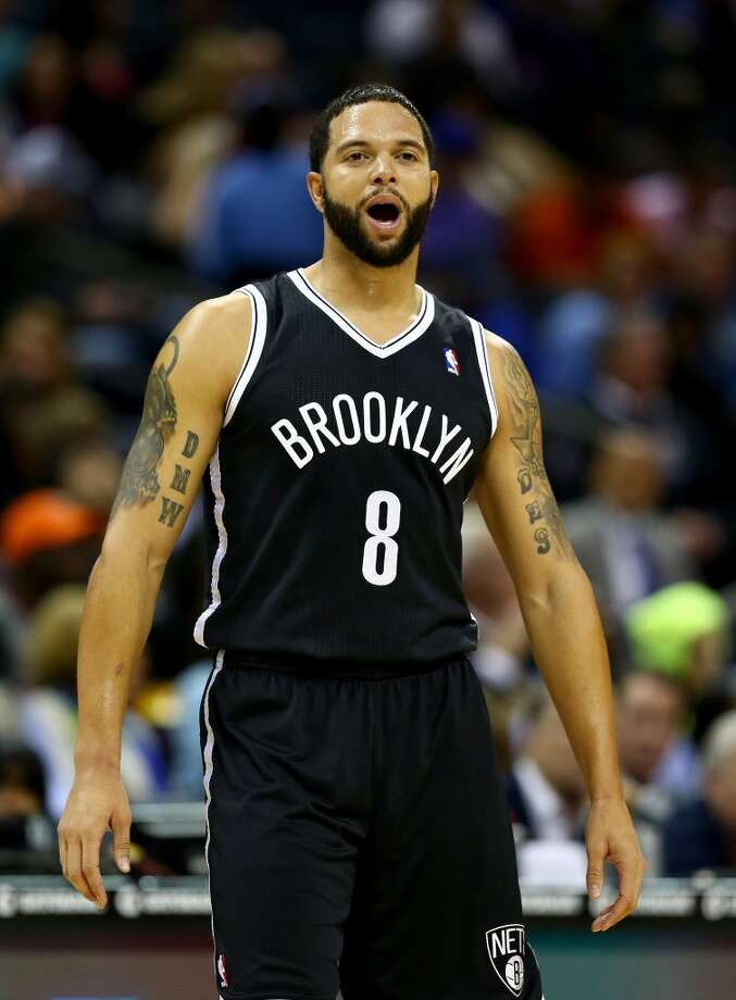 12. Deron Williams  Team: Brooklyn Nets  Position: Point guard  Money owed this season: $18,466,130 Photo: Streeter Lecka, Getty Images