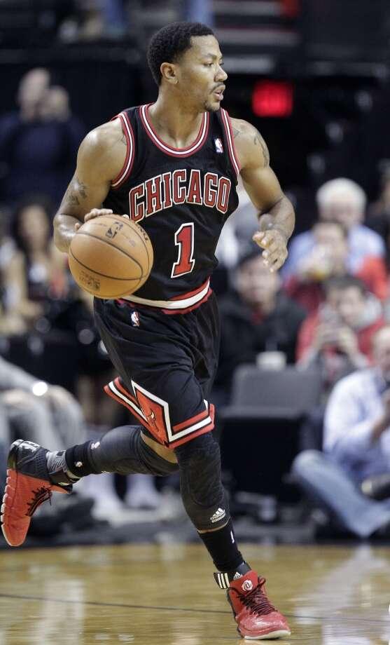 16. Derrick Rose  Team: Chicago Bulls  Position: Derrick Rose  Money owed this season: $17,632,688 Photo: Don Ryan, Associated Press