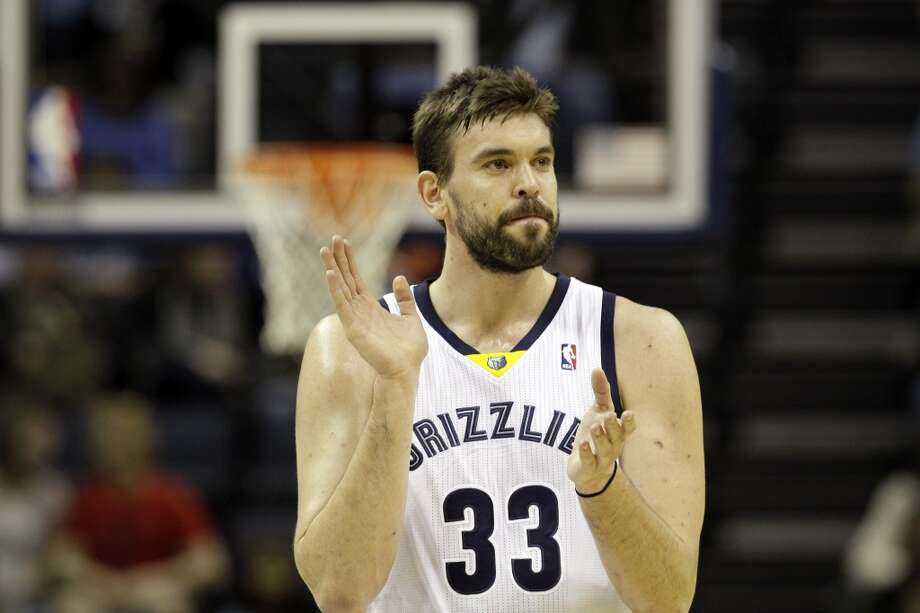 21. Marc Gasol  Team: Memphis Grizzlies  Position: Center  Money owed this season: $14,860,523 Photo: Danny Johnston, Associated Press
