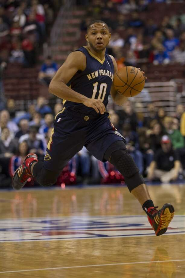 26. Eric Gordon  Team: New Orleans Pelicans  Position: Shooting guard  Money owed this season: $14,283,844 Photo: Chris Szagola, Associated Press