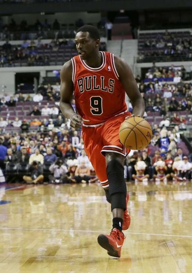 28. Luol Deng  Team: Chicago Buls  Position: Small forward  Money owed this season: $14,275,000 Photo: Carlos Osorio, Associated Press