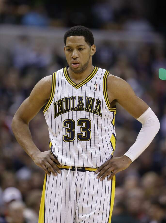 30. Danny Granger  Team: Indiana Pacers  Position: Small forward  Money owed this season: $14,021,788 Photo: Darron Cummings, Associated Press