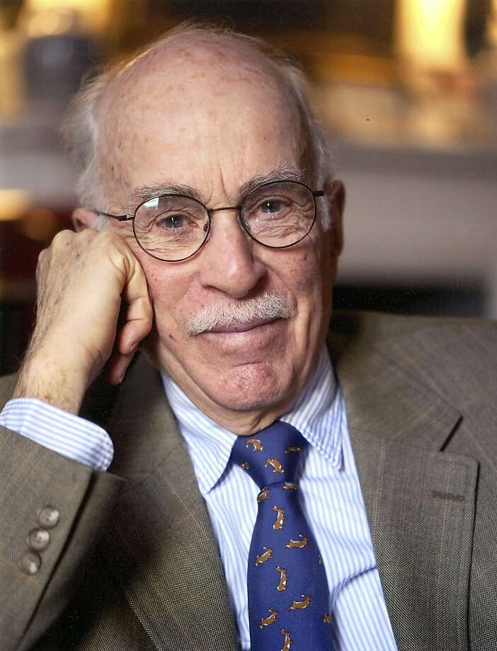 Most of Roger Angell's essays on baseball were originally published in the New Yorker. Photo: Associated Press