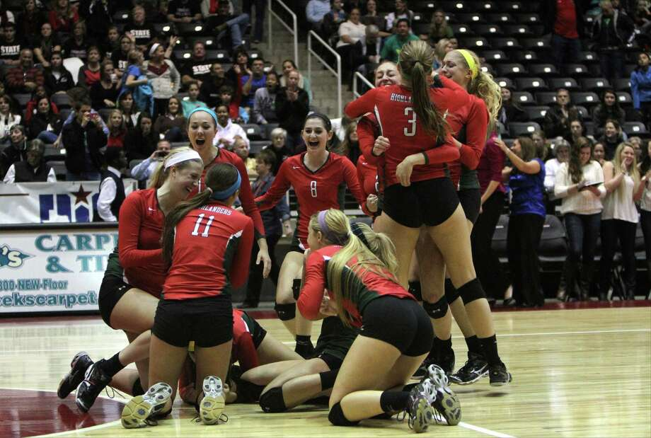 The Woodlands celebrates winning the Class 5A state championship last month in Garland, a major accomplishment that resulted in the program's being named the best in the nation. Photo: Jason Fochtman, MBR / Conroe Courier
