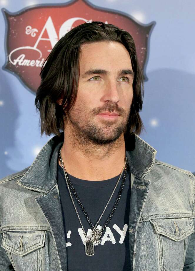 LAS VEGAS, NV - DECEMBER 10:  Recording artist Jake Owen poses in the press room during the 2013 American Country Awards at the Mandalay Bay Events Center on December 10, 2013 in Las Vegas, Nevada. Photo: Isaac Brekken, Getty Images / 2013 Getty Images