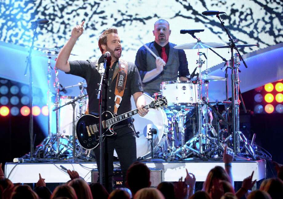 LAS VEGAS, NV - DECEMBER 10:  Recording artist Randy Houser performs onstage during the 2013 American Country Awards at the Mandalay Bay Events Center on December 10, 2013 in Las Vegas, Nevada. Photo: Ethan Miller, Getty Images / 2013 Getty Images