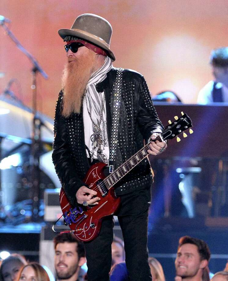 LAS VEGAS, NV - DECEMBER 10:  Recording artist Billy Gibbons performs onstage during the 2013 American Country Awards at the Mandalay Bay Events Center on December 10, 2013 in Las Vegas, Nevada. Photo: Ethan Miller, Getty Images / 2013 Getty Images